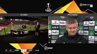 Shola Shoretire's talent excites Manchester United boss Ole Gunnar Solskjaer after European cameo
