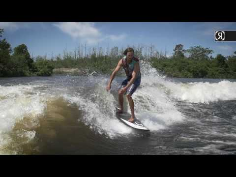 2017 Ronix Koal Classic Longboard Wakesurfer