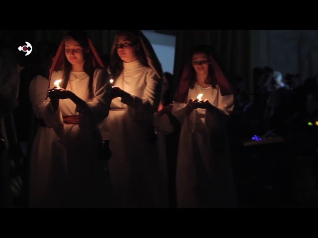 Fecioarele înțelepte (scenetă) – Suceava, 7 martie 2015