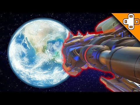 Doomfist Tries to Punch the Earth (and FAILS!) Overwatch Funny & Epic Moments 748