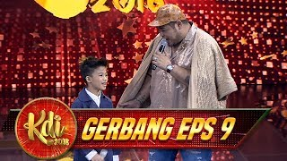 Langka Nih, Affan Duet Bareng Master Igun [LAGUKU] - Gerbang KDI Eps 9 (2/8)