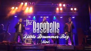 The Baseballs - Little Drummer Boy (Live Christmas Special)