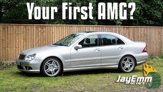 The Perfect First AMG Mercedes? C55 Reviewed