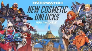 New Cosmetics Now Available! | Overwatch
