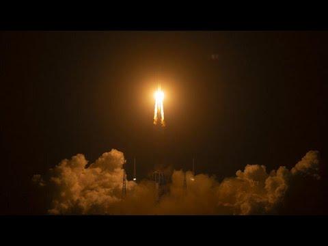 Διάστημα: Εκτοξεύτηκε η ρομποτική αποστολή Chang'e 5 της Κίνας…