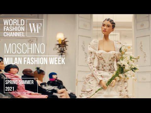 Moschino spring-summer 2021 | Milan Fashion Week