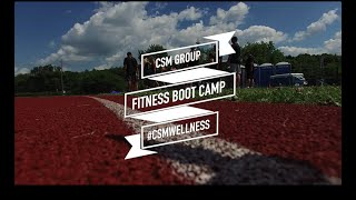 Think OUTside the Box Fitness Boot Camp