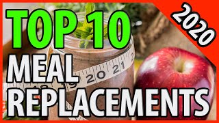 ⭐️✔️ Best Meal Replacement Shakes 2020 | TOP 10 👍🏻⭐️
