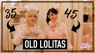 Aren't You Too Old To Wear Lolita Fashion? Interview With Dorith
