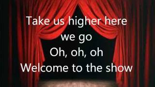 Welcome To The Show - Britt Nicole- Lyrics