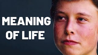 MEANING OF LIFE – Elon Musk Motivational Video
