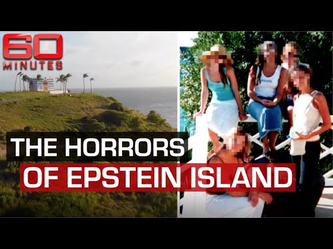 What really happened on Jeffrey Epstein's private island?   60 Minutes Australia