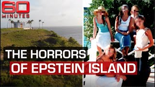 What really happened on Jeffrey Epstein\'s private island? | 60 Minutes Australia