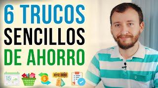 Video: 6 Trucos Sencillos De Ahorro Para Estabilizar Tu Economía