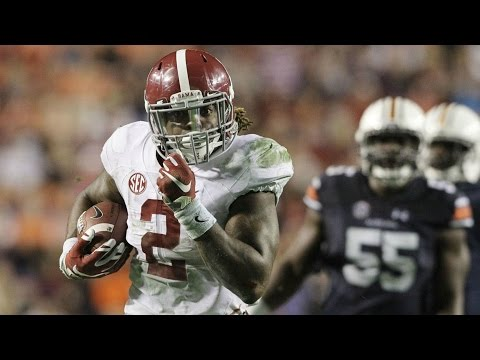 Derrick Henry, Big Plays Highlight Alabama Iron Bowl Win Over Auburn | CampusInsiders