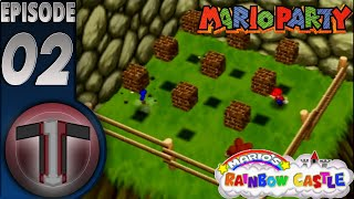 Idiot Party 1 - Let the censoring begin - Mario's Rainbow Castle (2)