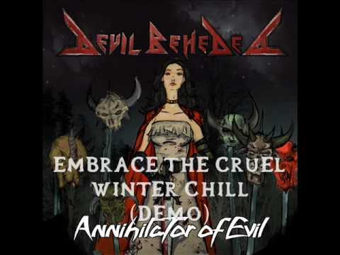 Embrace the Cruel Winter Chill demo (vocals redone)