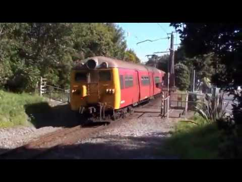 The last week of English Electrics on the Johnsonville Line …