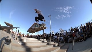 Diego Najera Homecoming | Primitive Skate El Centro Demo