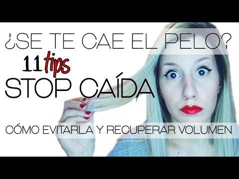 ¿SE TE CAE EL PELO? | 11 TIPS STOP CAÍDA (+ CÓMO EVITARLA Y RECUPERAR VOLUMEN)