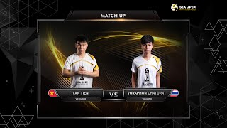 [18.09.2016] VIETNAM B - THAILAND [SOC 2016 - QUARTER-FINAL 1]