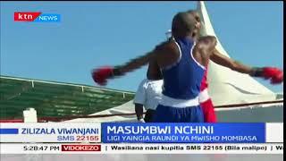 MASUMBWI NCHINI: Kikosi cha KDF chafuzu nusu fainali
