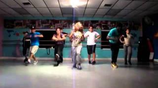 Rogue's Choreography: Ballin - Chris brown & kevin McCall