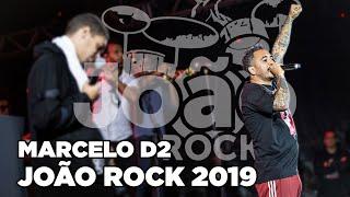 Marcelo D2   João Rock 2019