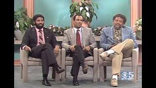 Images of Black Men in America (1988)  |  Huey P. Newton, Ishmael Reed and Jawanza Kunjufu