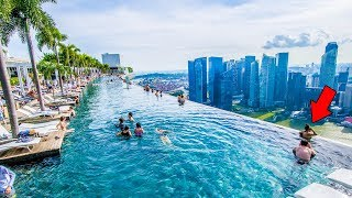 TOP 5 MOST INCREDIBLE Pools In The WORLD!