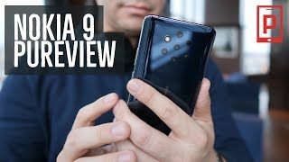 Nokia 9 PureView is real and awesome! Hands-On