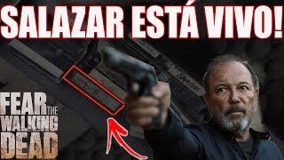 Daniel Salazar NÃO MORREU - Fear The Walking Dead ftwd