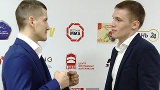 Встреча Face to Face Данилы Винника и Артема Пашпорина прошла в Краснодаре