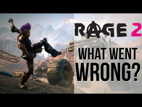 Rage 2- Where Did it All Go WRONG!?