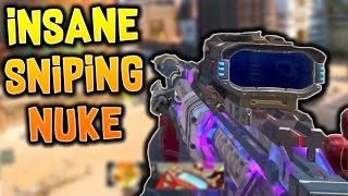 THE BEST NUKE I'VE GOTTEN..!   Black Ops 3 (Sniping Nuclear)