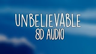 Why Don't We   Unbelievable (8D Audio) 🎧
