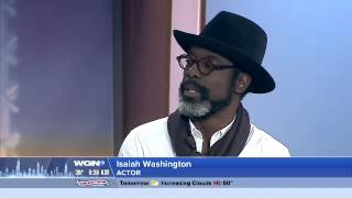 Isaiah Washington - 20/03/15 - WGN9news