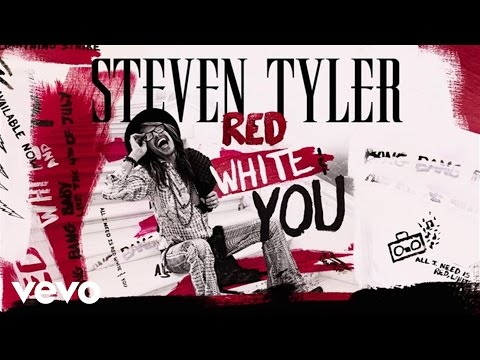 Red, White & You (Lyric Video)
