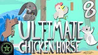 Gambar cover The Impossible Level - Ultimate Chicken Horse | Let's Play