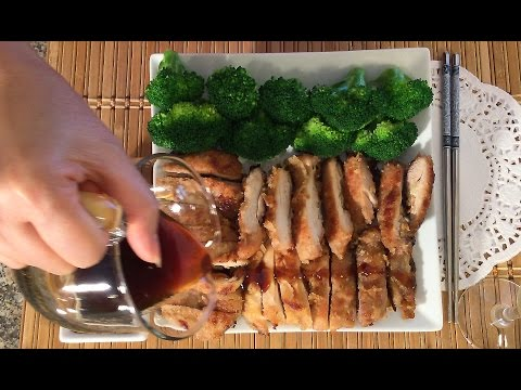 How To Make Teriyaki Chicken-Asian Food Recipes-Teriyaki Chicken Recipe