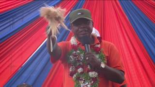 Un-Aired Exclusive: Kilifi governor Amason Kingi accuses Jubilee of incitement