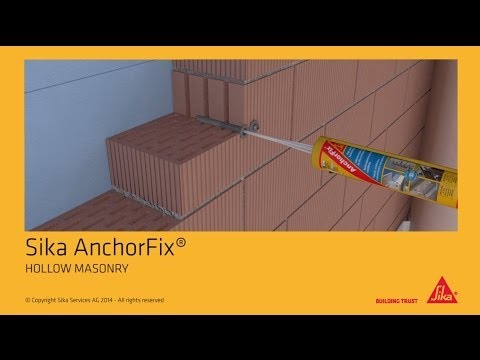 How to: Anchor Hollow Masonry