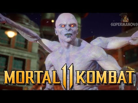 """Playing Kollector For The First Time! - Mortal Kombat 11: """"Kollector"""" Gameplay"""