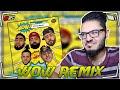 Bryant Myers, Arcangel, Nicky Jam, El Alfa & Darell - Wow Remix (Video Oficial) | REACTION