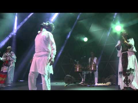 Fendika: Oromiga (Live) - Funkhaus Europa @ Roskilde 2014...