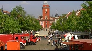 preview picture of video '150 Jahre Feuerwehr Gotha'