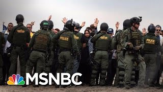 Young Girl Died In Border Patrol Custody Awaiting medical Attention | Katy Tur | MSNBC