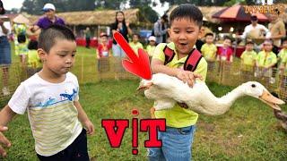 Dạy bé học con vât   Dạy bé nhận biết động vật phổ biến   Bài 3 / Giọng miền nam