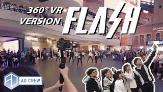 [360° VR] KPOP IN PUBLIC X1 'FLASH' Dance Cover [AO CREW - AUSTRALIA]