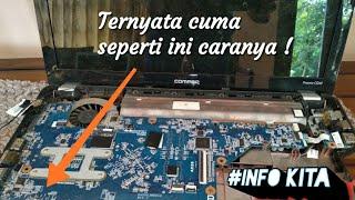 COMPAQ CQ42 Tidak Ada Gambar [Indonesia] #info Kita
